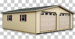 Shed Garage Window Building House PNG