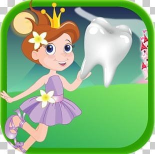 Tooth Fairy Deciduous Teeth Smile PNG