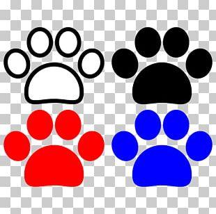 Dog Paw Munchkin Cat Footprint Ferret PNG