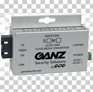 Fiber Media Converter Multi-mode Optical Fiber Optical Fiber Connector Ethernet PNG