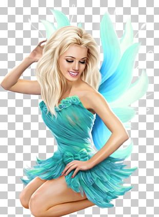 Woman Fairy PNG