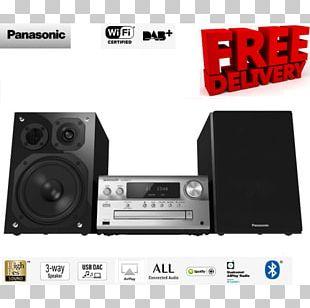 Panasonic SC-PMX80EG Panasonic SC-PMX82EG Audio System Panasonic High Fidelity PNG