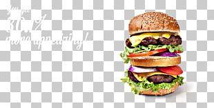 Cheeseburger Veggie Burger Hamburger Whopper Slider PNG