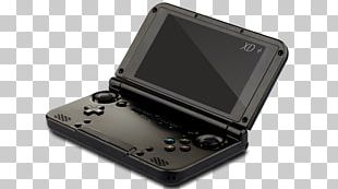 GPD XD Video Game Consoles Handheld Game Console IPS Panel Android PNG