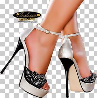 High-heeled Shoe Sandal Stiletto Heel PNG