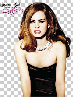 Lana Del Rey Model Long Hair PNG