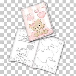Paper Baby Shower Infant Party Convite PNG