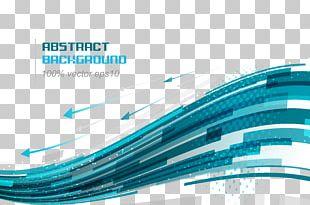 Euclidean Blue Curve Line PNG