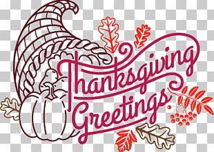 Thanksgiving Pattern PNG
