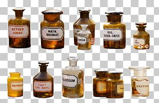 Pharmacy Flasks PNG