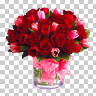 Valentine's Day Floristry Flower Bouquet Flower Delivery PNG