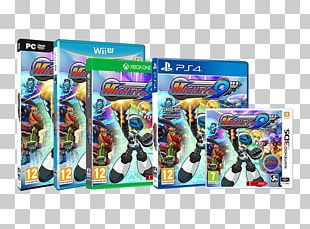 Mighty No. 9 Side-scrolling Action Game Deep Silver Video Game PNG