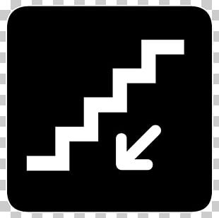 Stairs Sign Building Symbol PNG