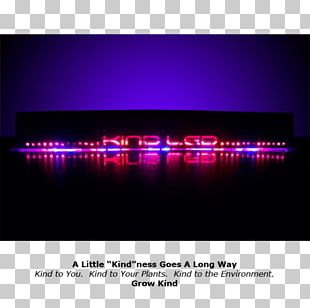 Kind LED Grow Light Light-emitting Diode Lighting PNG