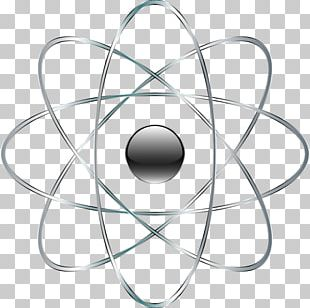 Atomic Theory Bohr Model PNG
