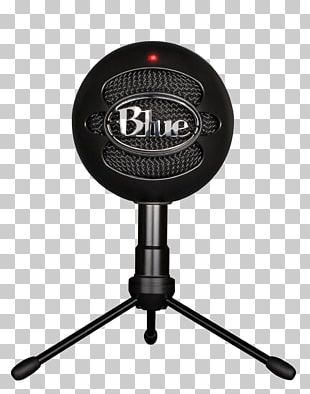 Blue Microphones Snowball ICE Condensatormicrofoon PNG