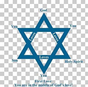 Christianity And Judaism Jewish Symbolism Star Of David Religious Symbol PNG