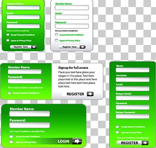 Web Form Design: Filling In The Blanks Web Page PNG