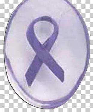 Awareness Ribbon Purple Ribbon Cancer PNG