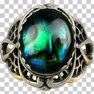 Turquoise Opal Body Jewellery PNG