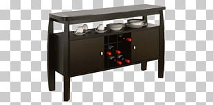 Bedside Tables Buffets & Sideboards Dining Room PNG