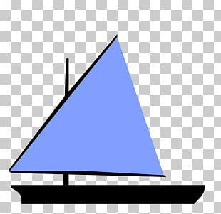 Sail Plan Crab Claw Sail Sailing Rigging PNG