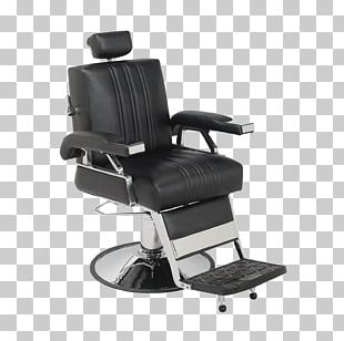 Barber Chair Cosmetologist Beauty Parlour PNG