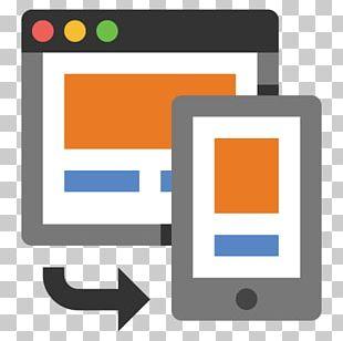 Responsive Web Design Web Page Graphic Design PNG