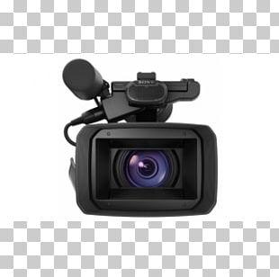 Sony Handycam FDR-AX1 Video Cameras Sony XDCAM PXW-Z100 4K Resolution PNG