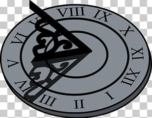 Sundial PNG