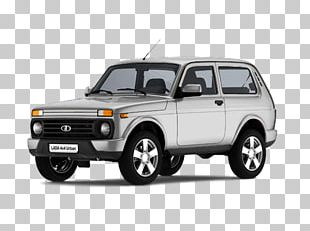 Lada Largus Car Chevrolet Niva PNG