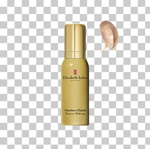 Sunscreen Lotion Foundation Cosmetics Elizabeth Arden PNG