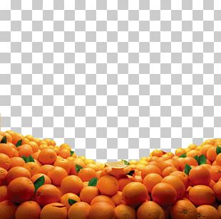Juice Clementine Mandarin Orange Fruit PNG