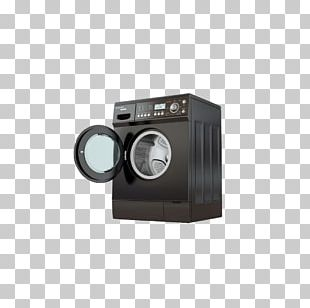 Home Appliance Washing Machine Clothes Dryer Refrigerator Major Appliance PNG