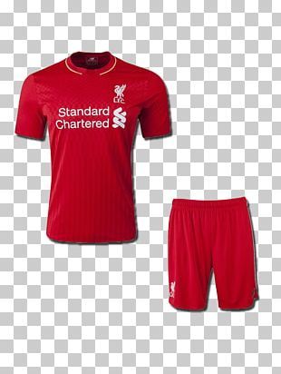 T-shirt Liverpool F.C. Jersey Clothing Kit PNG