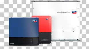 Solar Inverter Power Inverters SMA Solar Technology Solar Power Photovoltaics PNG