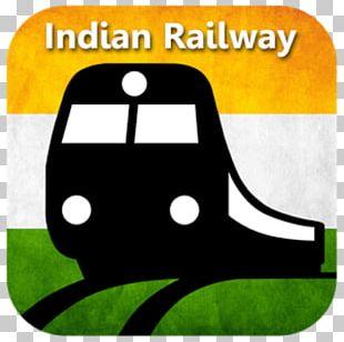 Rail Transport Train Mobile App Public Transport PNG