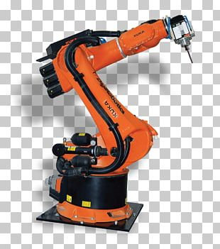 Robotic Arm KUKA Robot Welding PNG