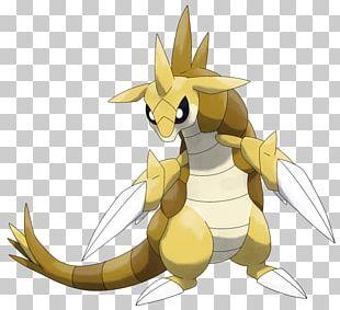 Sandslash Pokémon Sandshrew Pokédex PNG