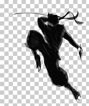 T-shirt Ninja Wall Decal Sticker PNG