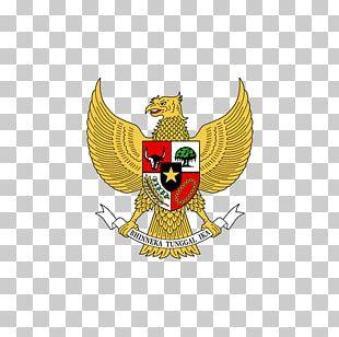 National Emblem Of Indonesia Pancasila Indonesian Garuda PNG