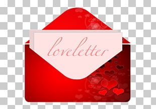 Love Letter Intimate Relationship PNG