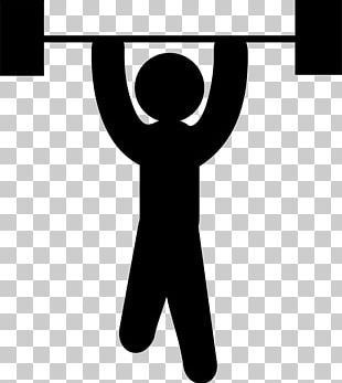Olympic Weightlifting Weight Training Symbol Sport PNG