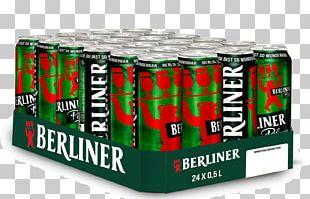 Berliner Pilsner Beer Bierdose PNG