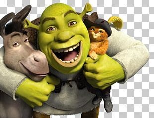 Donkey Puss In Boots Shrek The Musical Princess Fiona PNG