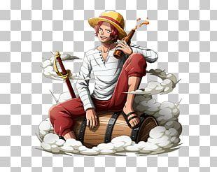 Shanks Monkey D. Luffy One Piece Treasure Cruise Yonko PNG