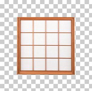 Window Frame Paper Door PNG