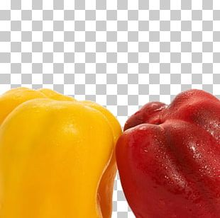 Chili Pepper Bell Pepper Organic Food Yellow Pepper Paprika PNG