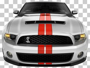 Shelby Mustang 2011 Ford Mustang Car Ford Motor Company PNG