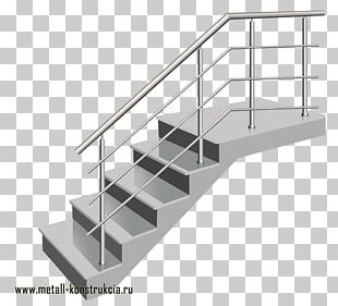 Staircases Guard Rail Handrail Chanzo Metal Construction PNG